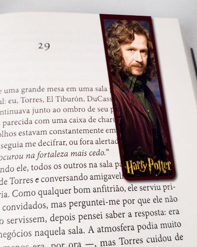 Marcador De Página Magnético Sirius Black - Harry Potter - HP35