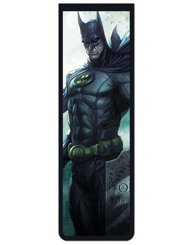 Marcador De Página Magnético Batman - BAT01
