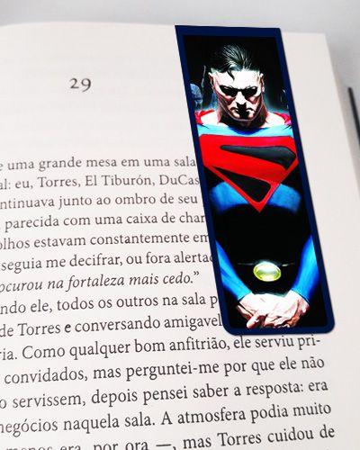 Marcador De Página Magnético Superman - SUP03