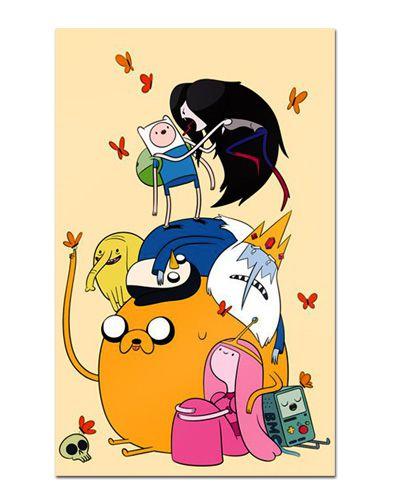 Ímã Decorativo Adventure Time - IAT002