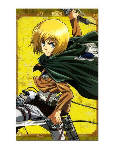 Ímã Decorativo Armin Attack on Titan - Shingeki no Kyojin - IANSK006