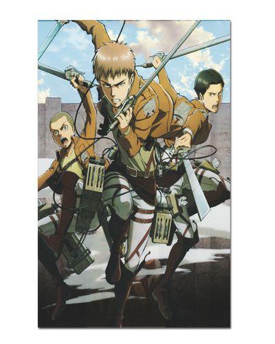 Ímã Decorativo Attack on Titan - Shingeki no Kyojin - IANSK012