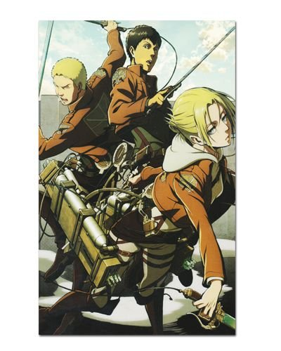 Ímã Decorativo Attack on Titan - Shingeki no Kyojin - IANSK013