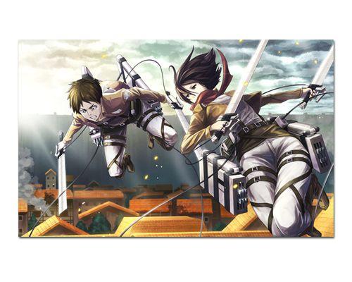 Ímã Decorativo Attack on Titan - Shingeki no Kyojin - IANSK018