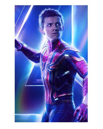 Ímã Decorativo Spider-Man - Avengers Infinity War - IMAVI16