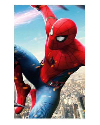 Ímã Decorativo Spider-Man - Homecoming - IMSMH02