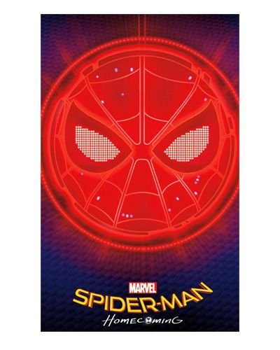 Ímã Decorativo Spider-Man - Homecoming - IMSMH07