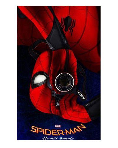 Ímã Decorativo Spider-Man - Homecoming - IMSMH08