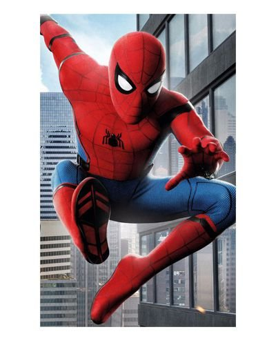 Ímã Decorativo Spider-Man - Homecoming - IMSMH09