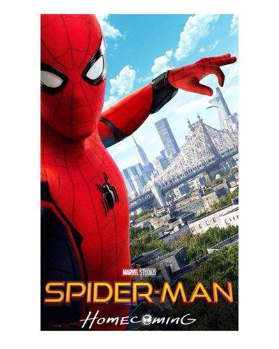 Ímã Decorativo Spider-Man - Homecoming - IMSMH10