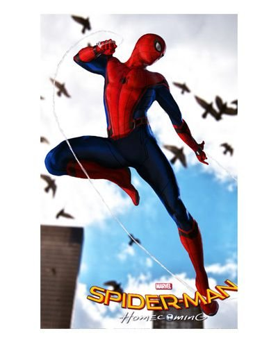 Ímã Decorativo Spider-Man - Homecoming - IMSMH11