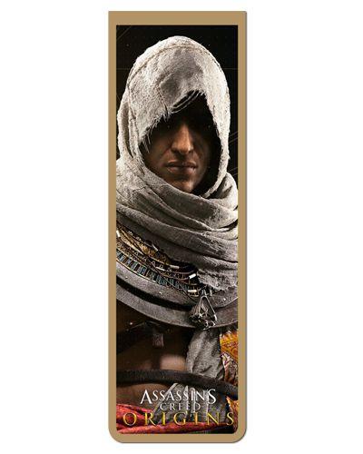 Marcador De Página Magnético Bayek - Assassin's Creed - AC09