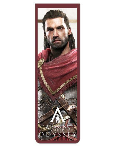 Marcador De Página Magnético Alexios - Assassin's Creed - AC16