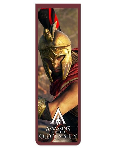 Marcador De Página Magnético Alexios - Assassin's Creed - AC22