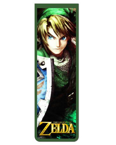 Marcador De Página Magnético Link - The Legend of Zelda - MGLZ03