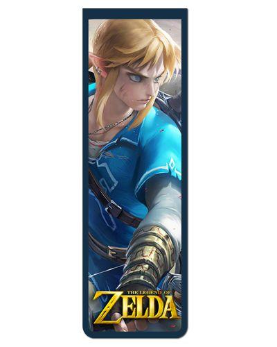Marcador De Página Magnético Link - The Legend of Zelda - MGLZ04