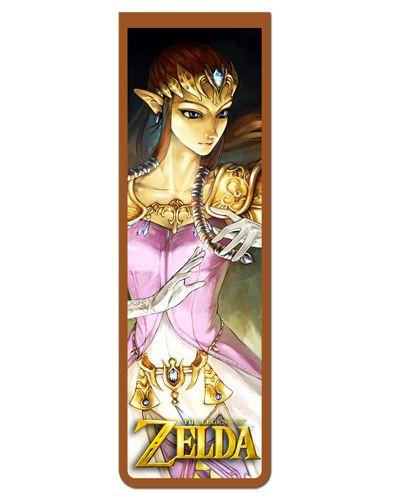 Marcador De Página Magnético Zelda - The Legend of Zelda - MGLZ09