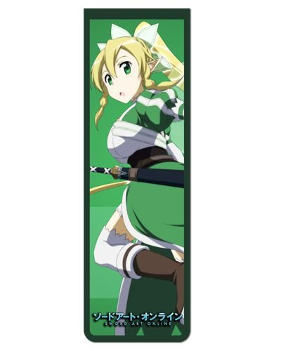 Marcador De Página Magnético Leafa - Sword Art Online - MSAO10
