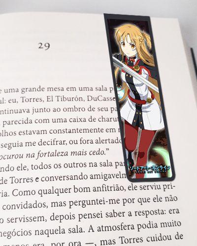 Marcador De Página Magnético Asuna - Sword Art Online - MSAO16
