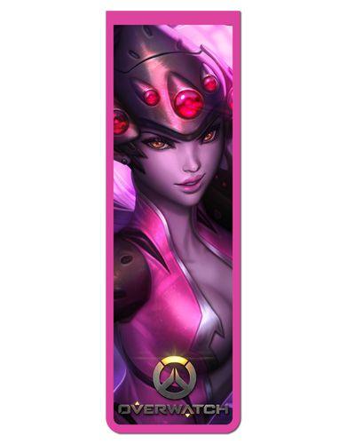 Marcador De Página Magnético Widowmaker - Overwatch - MOW17