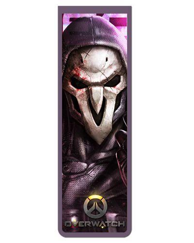 Marcador De Página Magnético Reaper - Overwatch - MOW27