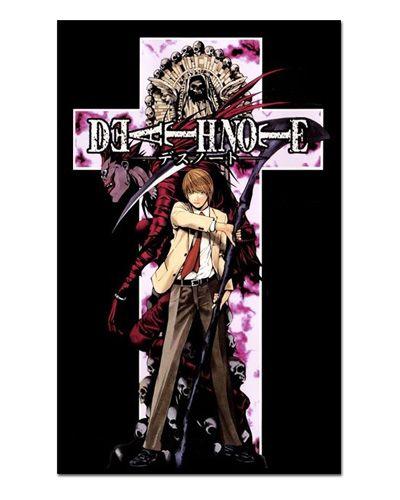 Ímã Decorativo Light Yagami - Death Note - IDN02
