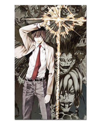 Ímã Decorativo Light Yagami - Death Note - IDN06