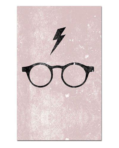 Ímã Decorativo Harry Potter Mini - Harry Potter - IHP01