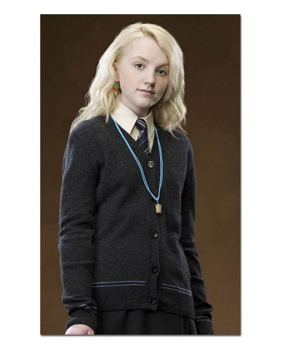 Ímã Decorativo Luna Lovegood - Harry Potter - IHP17