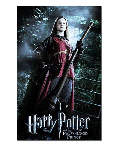 Ímã Decorativo Gina Weasley - Harry Potter - IHP18