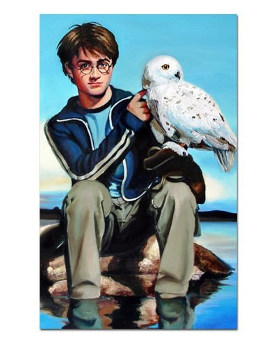 Ímã Decorativo Harry Potter - IHP32