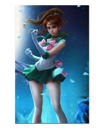 Ímã Decorativo Sailor Jupiter - Sailor Moon - ISM18
