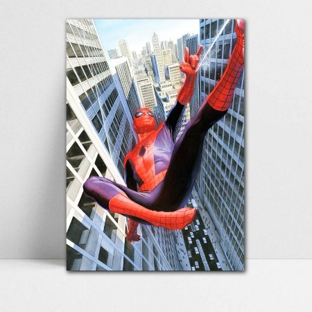 Poster A4 Marvel - Spider-Man
