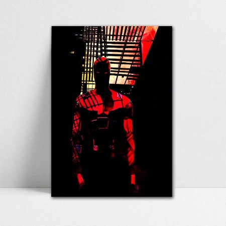 Poster A4 Marvel - Demolidor Hell's Kitchen
