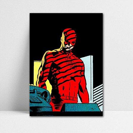 Poster A4 Marvel - Demolidor Blind Justice