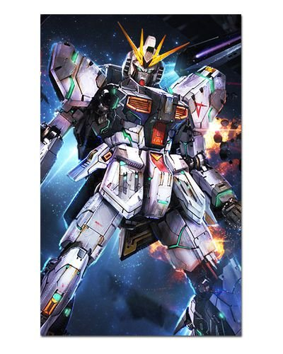 Ímã Decorativo Mobile Suit Gundam - IGU01
