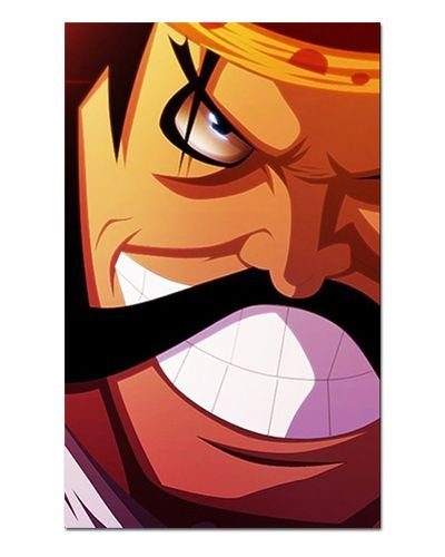 Ímã Decorativo Gold Roger - One Piece - IOP04