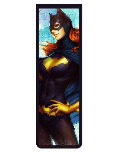 Marcador De Página Magnético Batgirl - MDC45