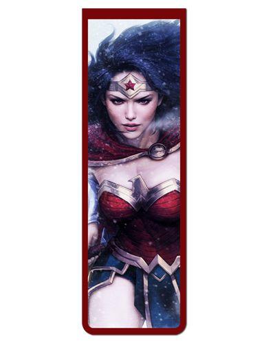 Marcador De Página Magnético Wonder Woman - MDC54