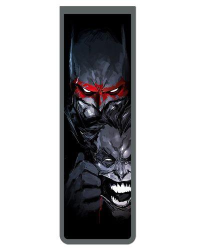 Marcador De Página Magnético Batman e Joker - MDC82