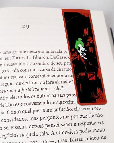 Marcador De Página Magnético Joker - MDC85