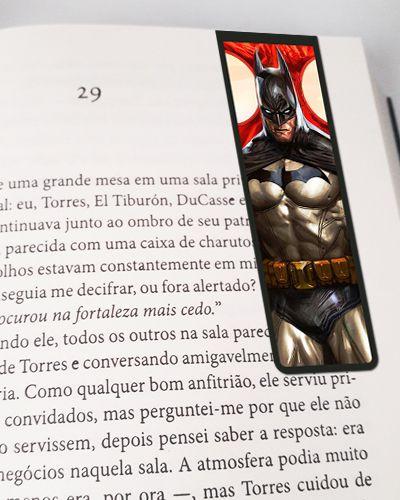 Marcador De Página Magnético Batman - MDC89
