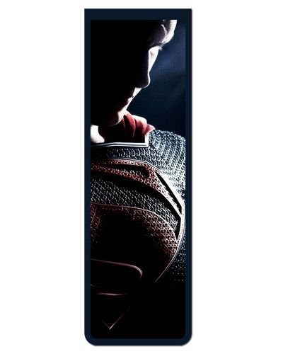 Marcador De Página Magnético Superman - MDC106