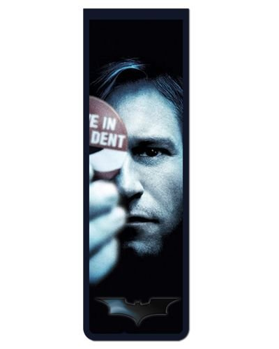 Marcador De Página Magnético Harvey Dent Dark Knight - MDC117