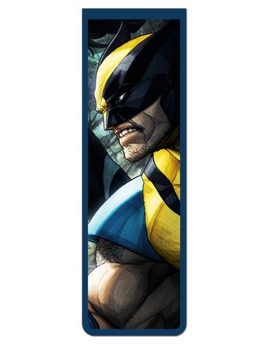 Marcador De Página Magnético Wolverine - X-Men - MMA14