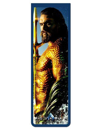 Marcador De Página Magnético Aquaman - MDC127
