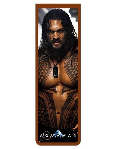 Marcador De Página Magnético Aquaman - MDC130