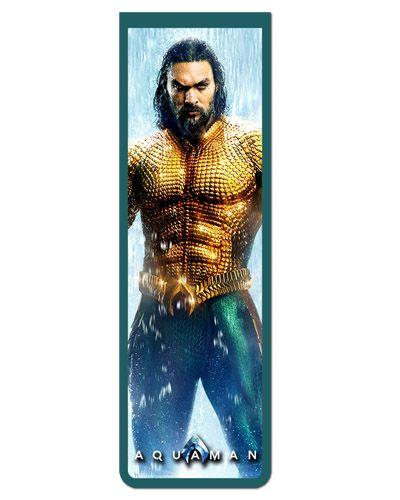 Marcador De Página Magnético Aquaman - MDC131