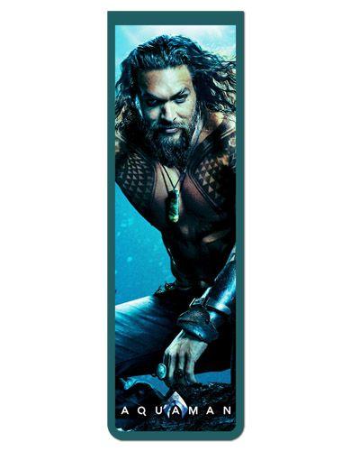 Marcador De Página Magnético Aquaman - MDC132