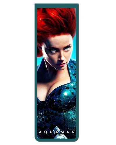 Marcador De Página Magnético Aquaman - Mera - MDC133